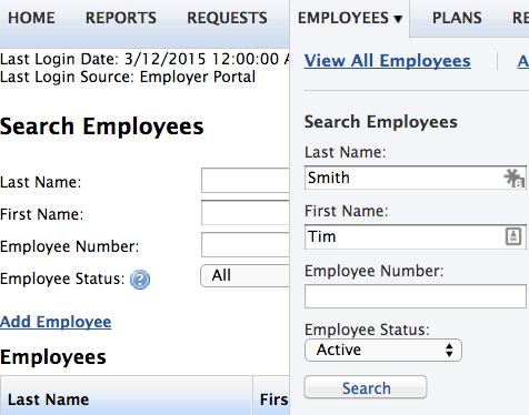 Terminating Employee - Step 1