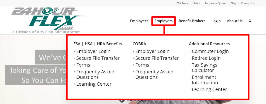 Employers-Dropdown-Menu (24hourflex.com)
