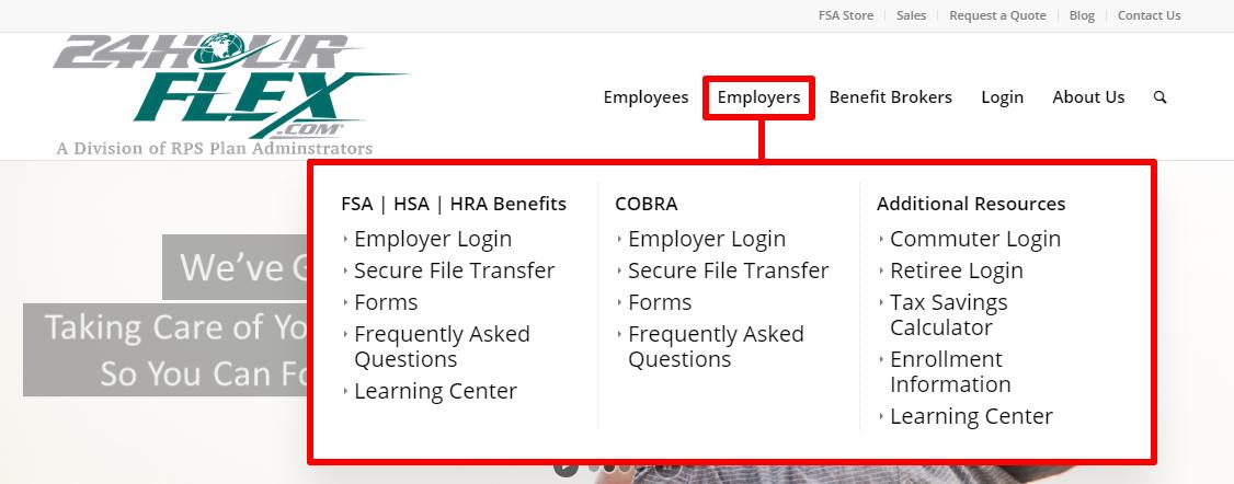 Employers-Dropdown-Menu (24hourflex.com)