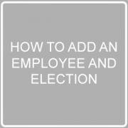 add employee
