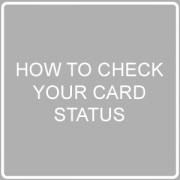 check card status post image