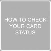 check card status post image