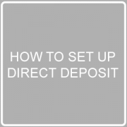 how to set up direct deposit post image