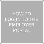 log in to employer portal