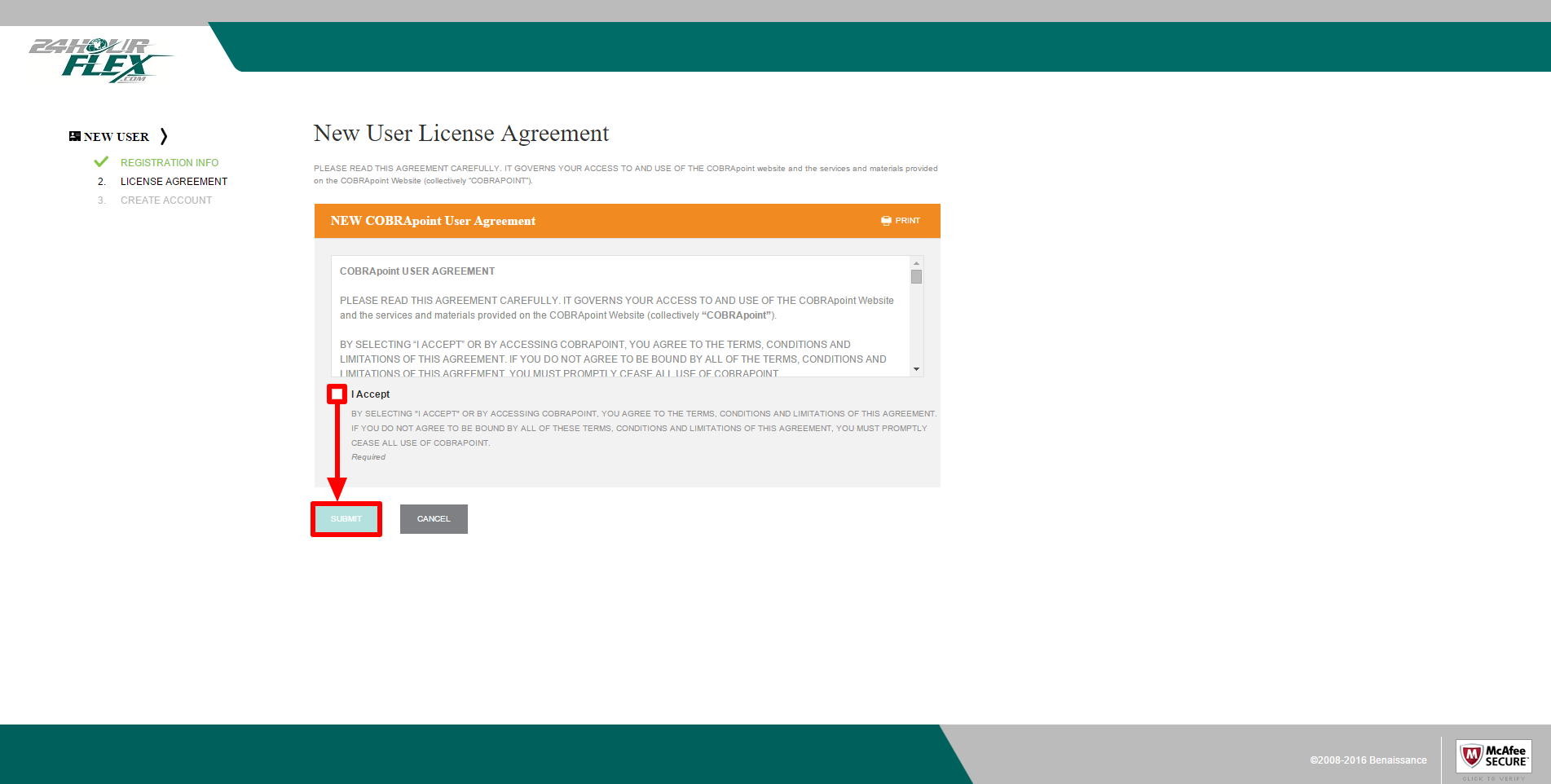 24hourflex   license agreement2