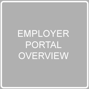 employer portal overview