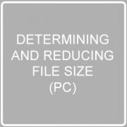 Reduce File Size PC Post Image