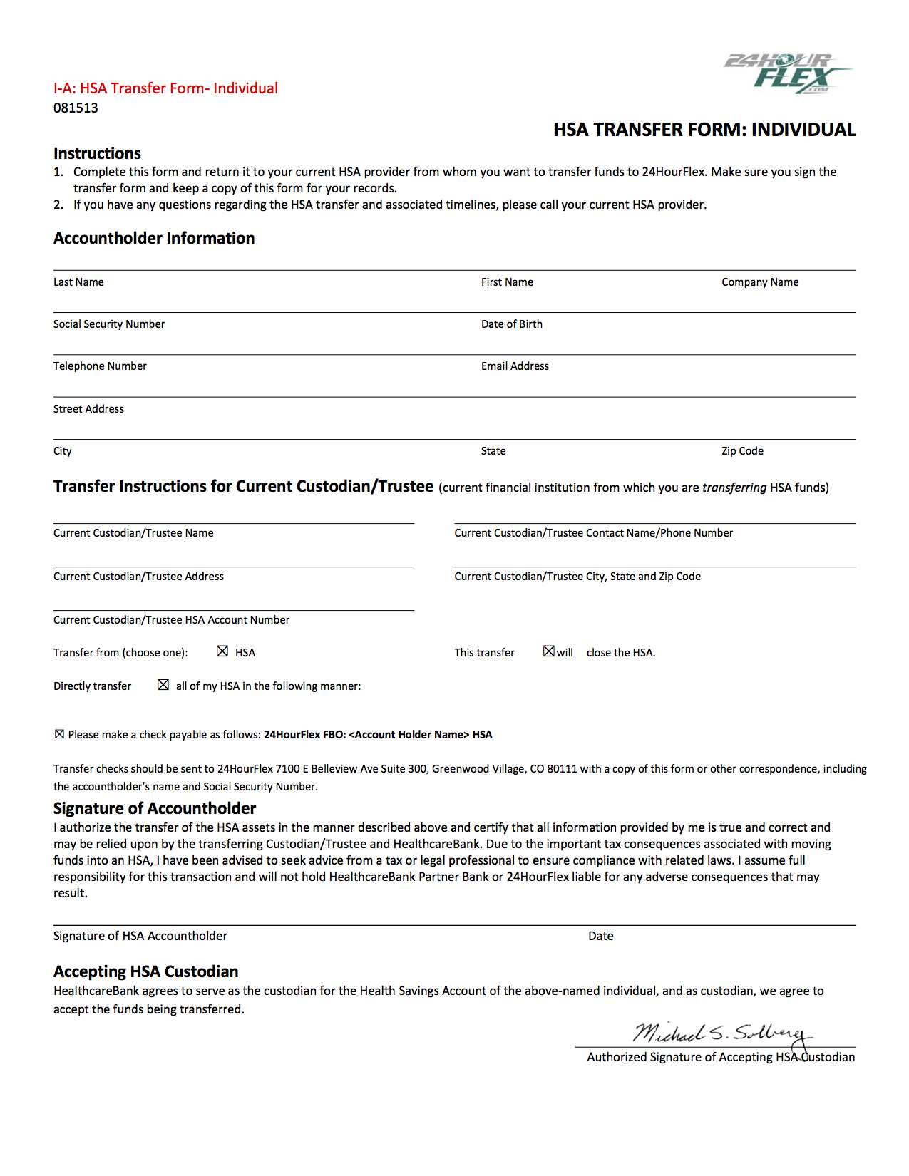 HSA Transfer Form-Individual_UNIVERSAL
