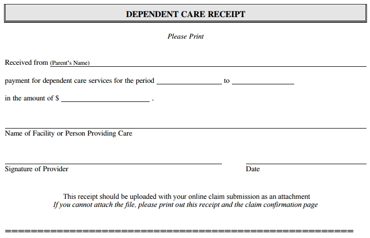 dependent care receipt documentstore ashx