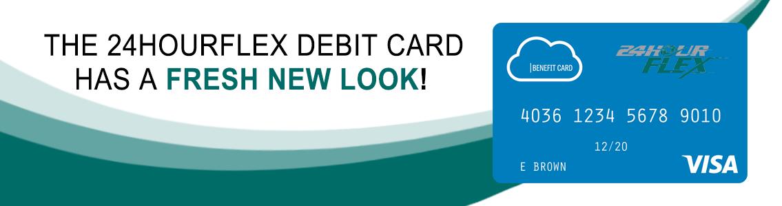 New Debit Card banner